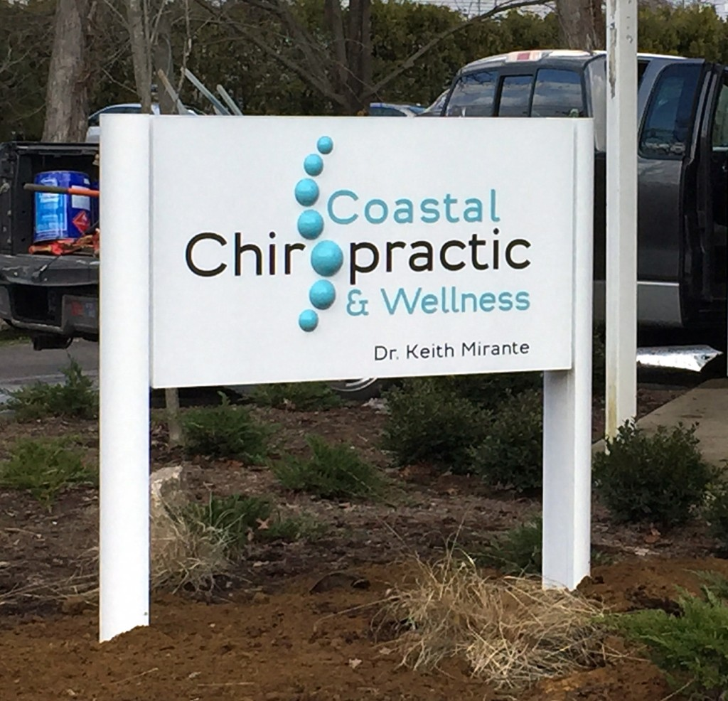 Coastal-Chiropractic-sign-daytime