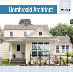 Architects Website Launch for New Haven Guilford CT Shoreline Architect