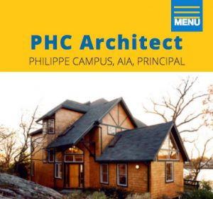 Passive House Architect Website Redesign