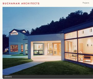 Architect: New Haven Studio Gets a Website Redesign