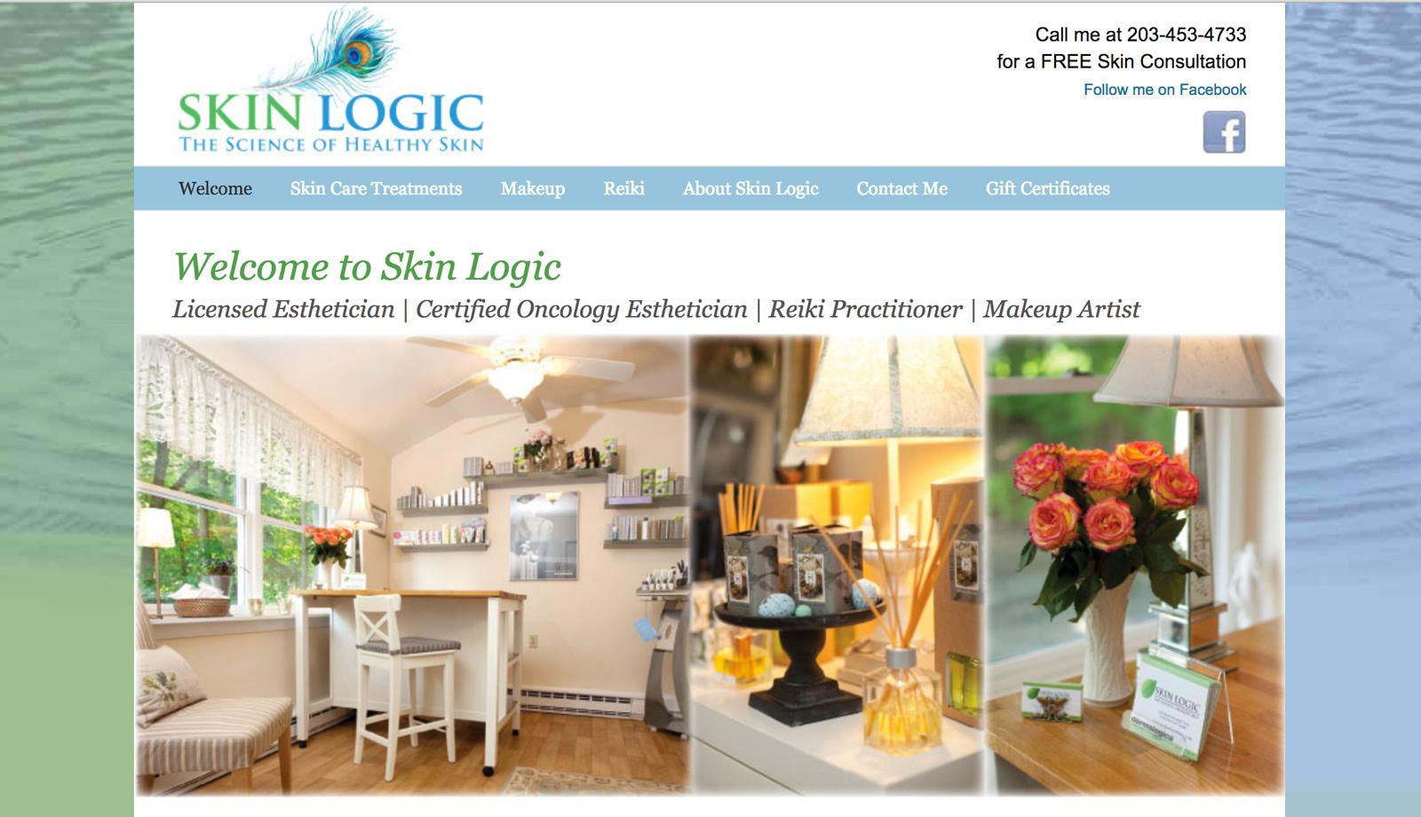web design for healthcare services