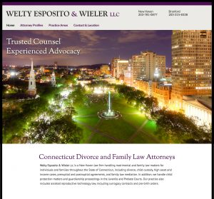 New Haven Attorney Website Launches
