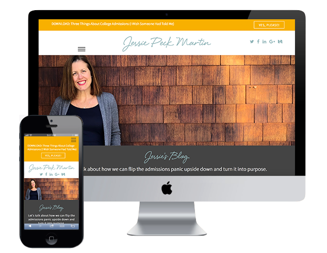Halagan-Design-JessiePeckMartin home page