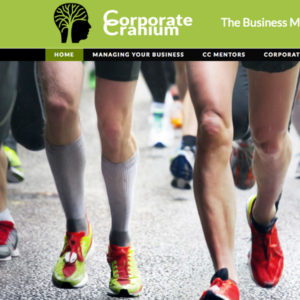 business marketing website